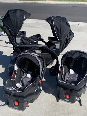Graco Modes Double Tandem Stroller for Sale in Lake Elsinore, CA