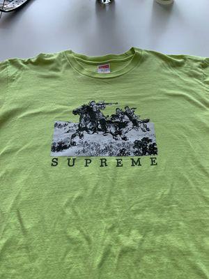 Supreme Riders Tee for Sale in Sacramento, CA