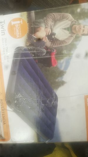 Air mattress /camping personal,queen nmore for Sale in San Diego, CA