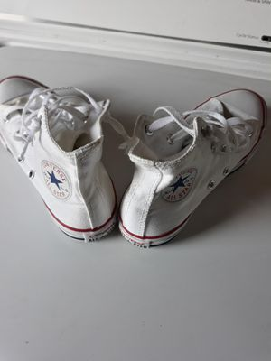 White converse for Sale in Fort Worth, TX
