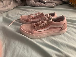 Vans shoes(will be cleaned up) for Sale in Homestead, FL