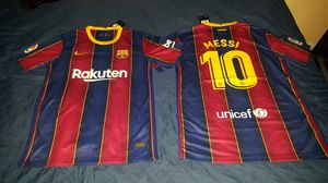 BARCELONA JERSEYS MESSI for Sale in Maywood, CA