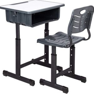 Adjustable Students Desk and Chairs Set for Sale in Beaumont, CA