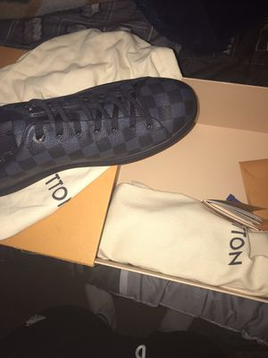 Size 12 Louis Vuitton Men's Shoes 400 brand new never worn in need of money for Sale in San Francisco, CA