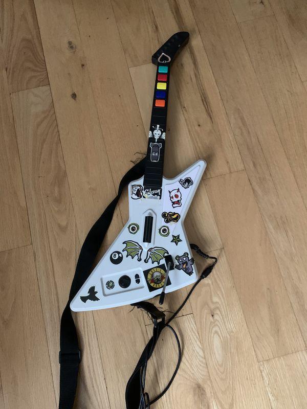 Guitar Hero Guitars