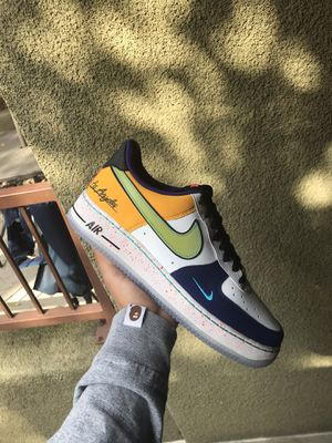 Nike Air Force 1 What The LA for Sale in Los Angeles, CA