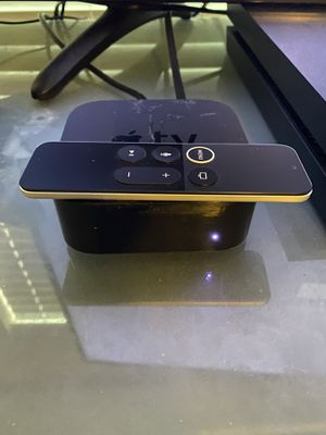 Apple TV with remote for Sale in West Palm Beach, FL