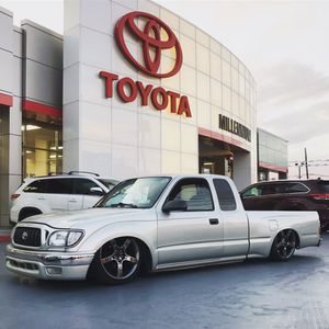 2002 Toyota Tacoma bagged turbo minitruck for Sale in Queens, NY
