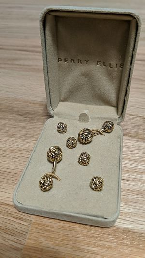 Perry Ellis Cuff Links for Sale in Lynn Haven, FL