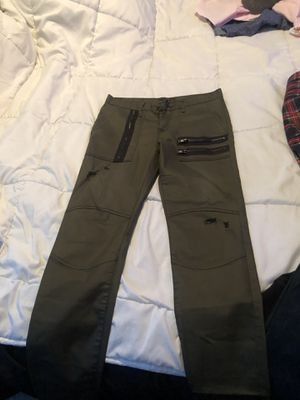 G by Guess men's jeans. Green for Sale in Edgewater Park, NJ