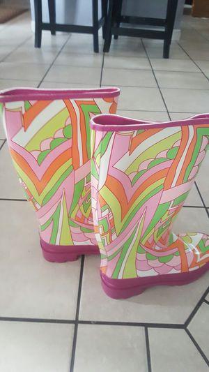 Raining boots for Sale in Renton, WA