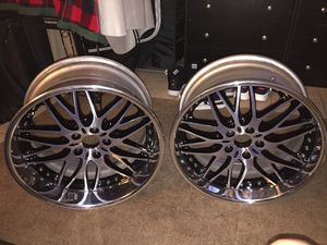 "19"" Leon Hardiritt wheeel for Sale in Montebello, CA"