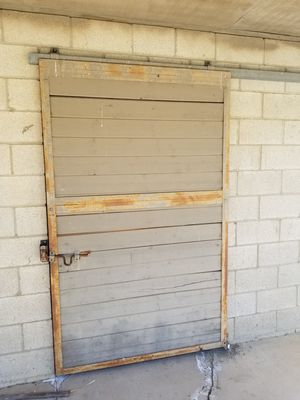 Barn or horse stable doors for Sale in Orange, CA