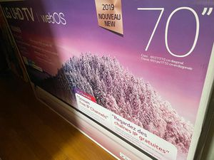 """Smart LG UHD TV webOS 70"""" brand new for Sale in Washington, DC"""