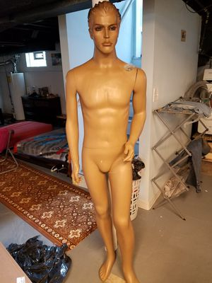 Man mannequin for Sale in Riverside, IL