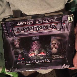 Starcraft battle chest for Sale in Sacramento, CA