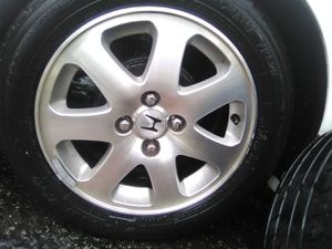CIVIC SI EM1 WHEELS RIMS AND TIRES for Sale in Kent, WA