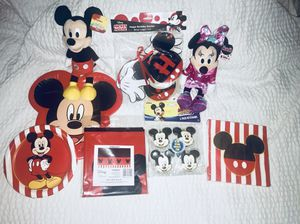 Mickey Birthday theme package for Sale in Payson, AZ