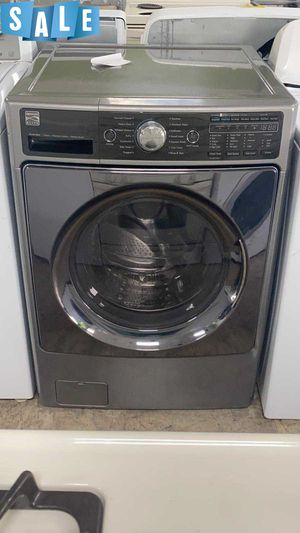 Large Capacity Washer Kenmore AVAILABLE NOW! #1552 for Sale in Sanford, FL