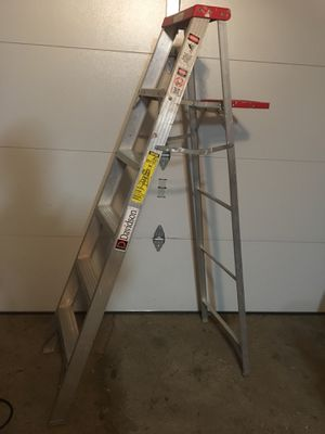 Aluminu ladder 6' for Sale in Roselle, IL