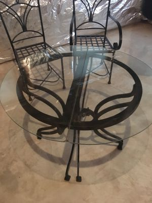 Tables and 6 chairs for Sale in Bethesda, MD