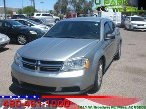 2014 Dodge Avenger for Sale in Mesa, AZ