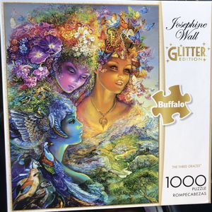 NEW!!! 1000 Piece Puzzle THE THREE GRACES for Sale in Torrance, CA