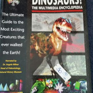 Dinosaurs Encyclopedia for Sale in Montello, WI