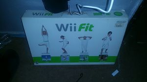 Wii fit balance board for Sale in Henderson, NV