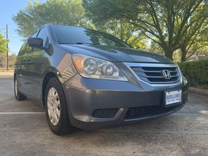 2010 HONDA ODYSSEY 10 GREY GREAT TIRES PRISTINE ONE OWNER CLEAN TITLE! MUST SEE for Sale in Houston, TX