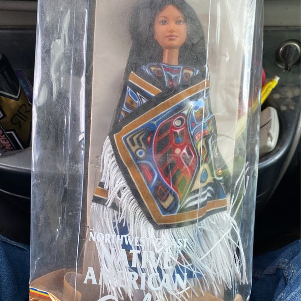 Barbie Native American