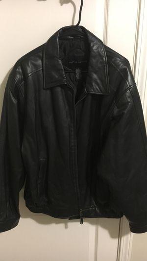 Leather jacket by Croft & Barrow for Sale in Atlanta, GA