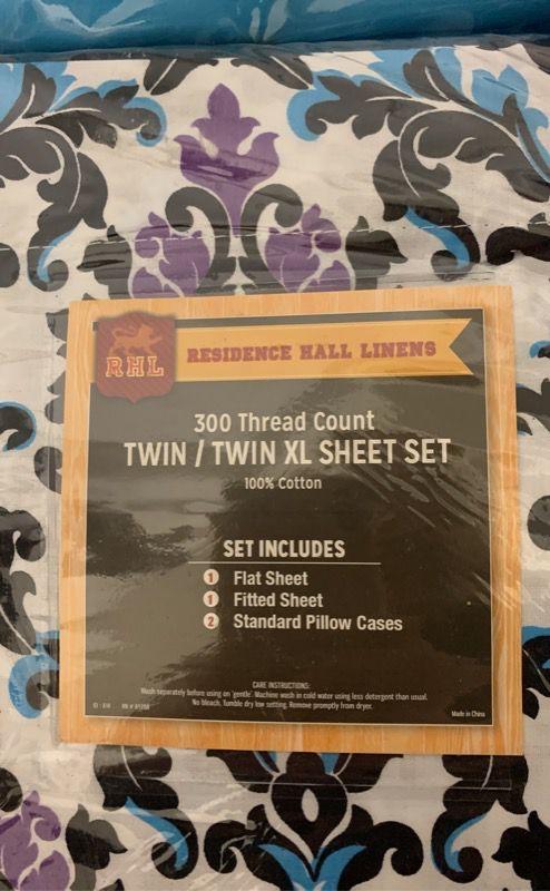 Twin / Twin XL sheets