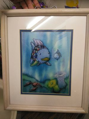 Rainbow fish picture for Sale in Hudson, FL