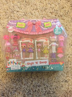 Lalaloopsy minis for Sale in Lewisville, TX
