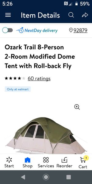 Brand new tent for 8 for Sale in Corona, CA