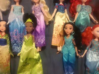 Disney Princess Dolls for Sale in Tooele,  UT