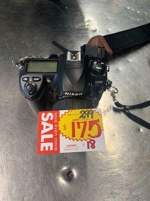 Nikon D200 digital camera for Sale in Houston, TX