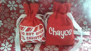 Christmas Santa bags for Sale in York, PA
