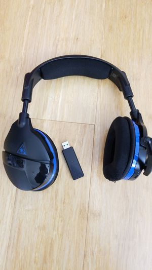 Turtle beach gaming wireless headsets stealth 600 for Sale in Edmonds, WA