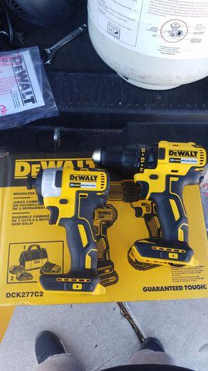 Dewalt drill and impact set for Sale in Phoenix, AZ