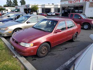 2000 Toyota Corolla VE 1.8 for Sale in Oceanside, CA