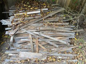 Redwood slats for Sale in Del Monte Forest, CA