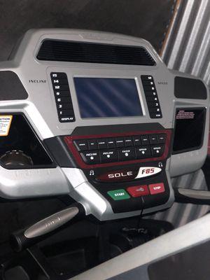 Sole Fitness Treadmill for Sale in Atlanta, GA