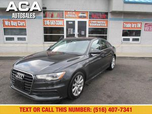 2013 Audi A6 for Sale in Lynbrook, NY