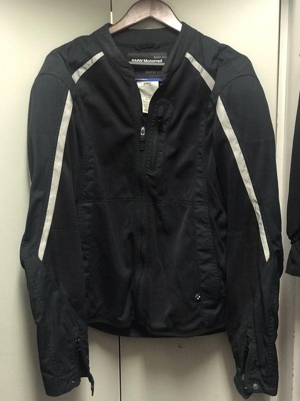 BMW motorcycle jacket size 2XL