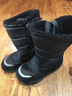 Child snow boots for Sale in Acworth, GA