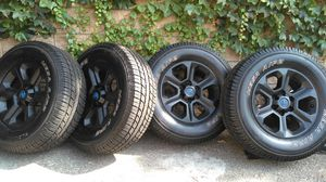 """17"""" Toyota tacoma rims for Sale in Rancho Cucamonga, CA"""