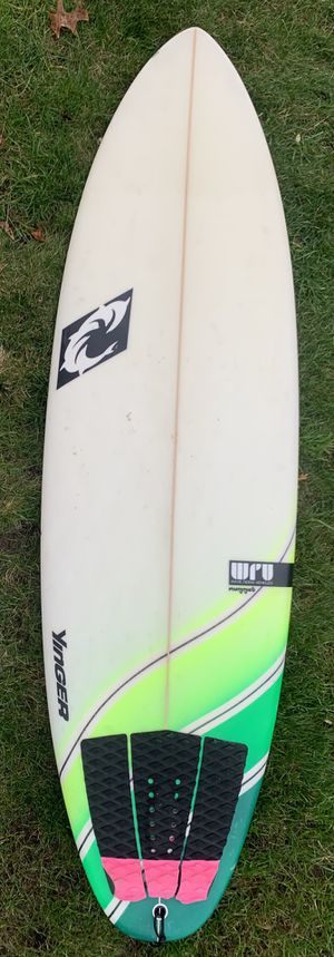 """WRV nugget surfboard 5'8"""" for Sale in West Islip, NY"""