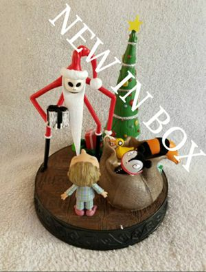 New Disney World Nightmare Before Christmas Holiday Statue for Sale in Kissimmee, FL